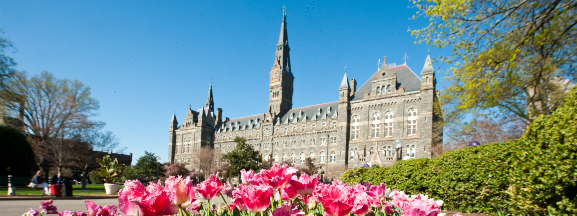 Department of Computer Science | Georgetown University